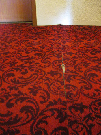 carpet-repair-burnaby-before