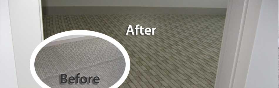 Professional Carpet Stretching