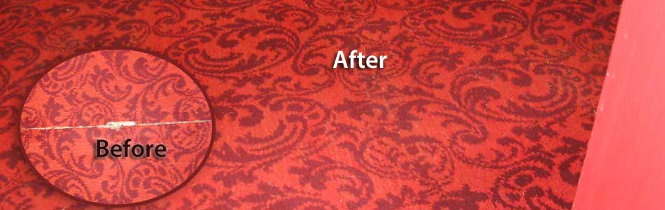 Professional Carpet Repair