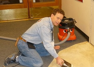 North Vancouver carpet repair