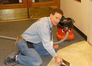 North Vancouver carpet repair