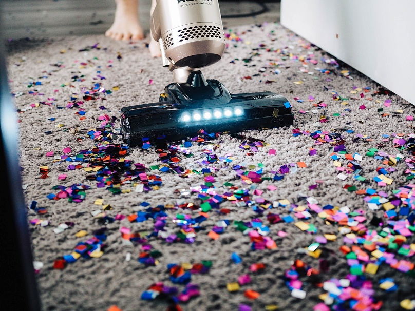Vacuuming Mistakes You Need to Stop Doing