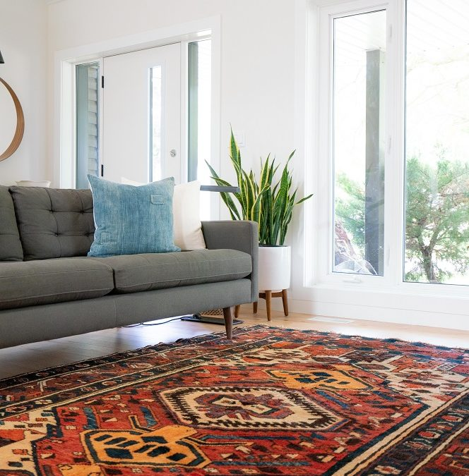 3 Reasons Why You Should Get an Area Rug