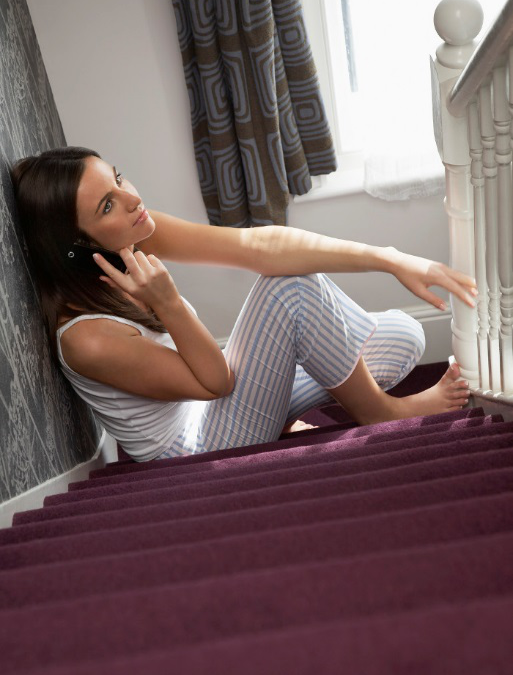Things to Consider When Choosing Carpet for the Stairs