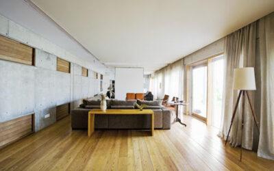 Common Problems with Hardwood Flooring